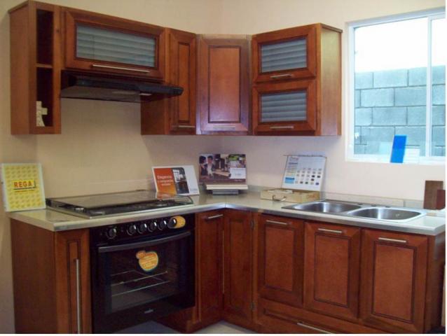 Cocinas closets 100 madera remate de exhibicion en - Remates de cocinas ...