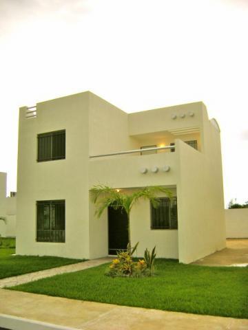 Casas de dos pisos modelos auto design tech - Planos de casas minimalistas ...