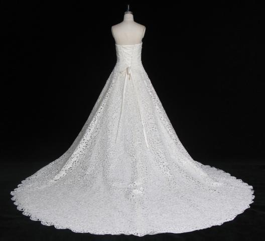 vendo vestido de novia en leon