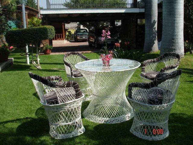 Imágenes de Muebles para jardin, terraza, exterior. en Colima