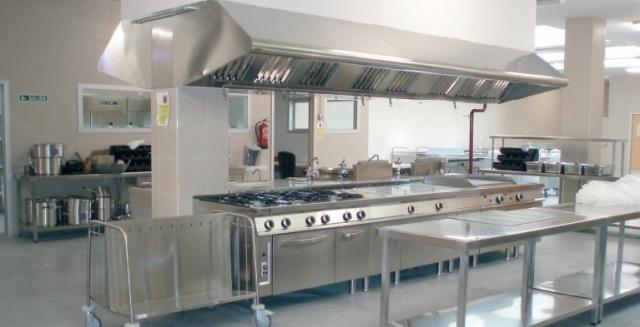 Reparacion y mantenimiento de estufas industriales en for Equipos de cocina