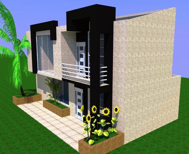Im genes de vendo casas cerca al mar en puerto colombia en for Escaleras exteriores para casas de dos pisos