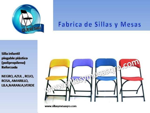 Sillas y mesas manteleria linea infantil para sus eventos for Sillas de plastico precio