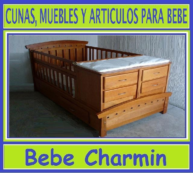 CUNAS Y MUEBLES INFANTILES \
