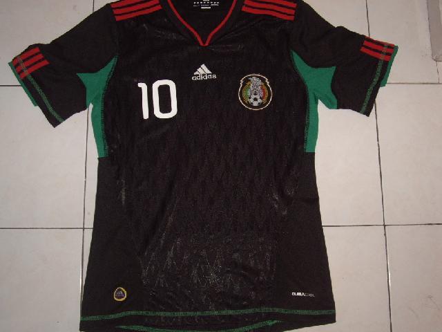 4cbe86148819f Playeras de MEXICO DEL MUNDIAL 2010 (NEGRA y VERDE)Y de muchos otros ...