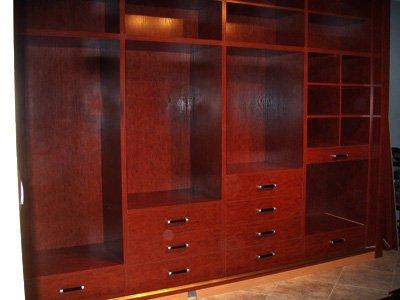 de closets sobre diseno elaboracion y colocacion de puertas
