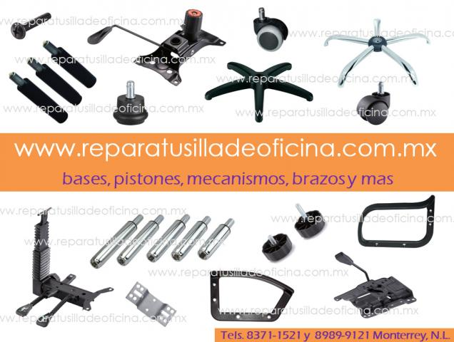 Imágenes de Reparación de sillas de oficina en Monterrey