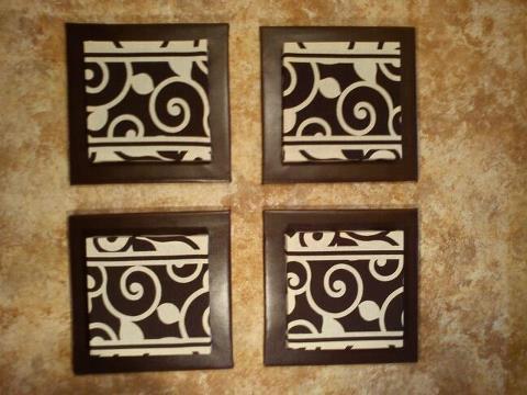 Set de cuadros decorativos estilo moderno en juarez - Cuadros estilo moderno ...