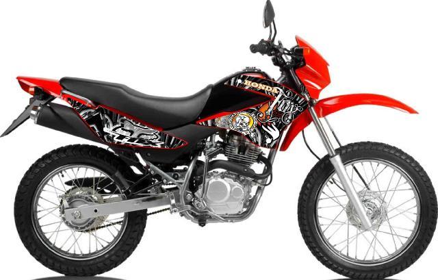 Calcomanias para motos cross en guadalajara picture to pin for Calcomanias pared