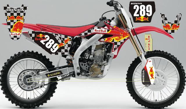 Calcomanias de motocross - Imagui
