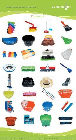 Articulos de limpieza en A. Obregón 64375edabca7