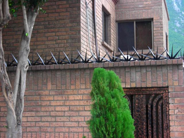 Picos de seguridad para casas o negocios en boca del rio - Seguridad de casas ...