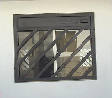 Protectores para ventana, rejas, barandales y portones en Monterrey