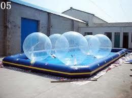 Im genes de water ball albercas inflables en guadalajara for Albercas portatiles en hermosillo