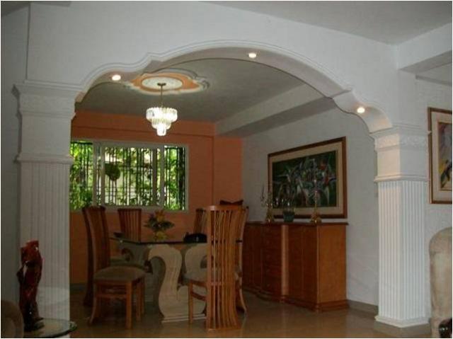 Im genes de plafones tablaroca durock muros divisorios - Muros decorativos para interiores ...