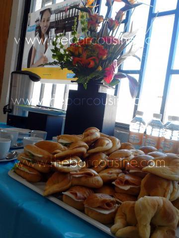imágenes de box lunch eventos coffee break meseros eventos