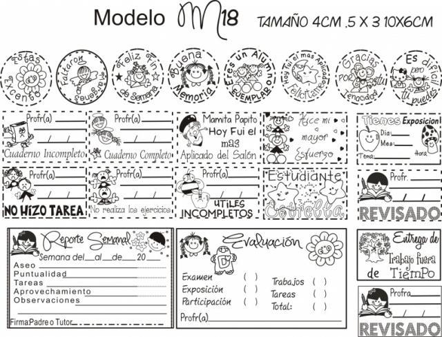Imágenes de SELLOS DIDACTICOS FABRICANTES DIRECTOS en Mexico ...
