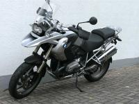 BMW R1200GS en Hermosillo