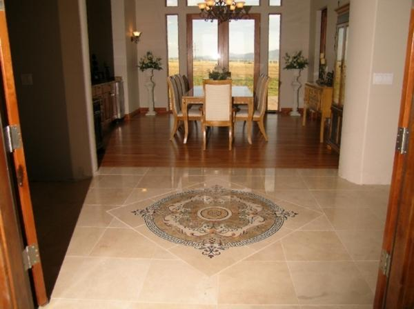 Pisos de marmol imagui for Modelos de granitos para pisos