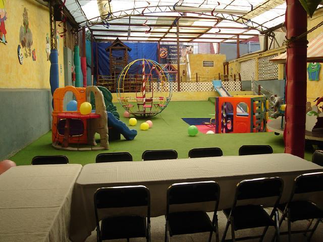 Salon de fiestas infantiles fiestilandia en benito ju rez - Juegos infantiles para jardin de fiestas ...