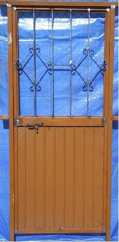 Fabrica de puertas y ventanas metalicas valkar en chihuahua for Fabrica de puertas
