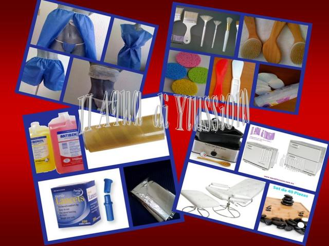 Ropa higienica desechable y articulos para spa en azcapotzalco - Articulos para spa ...