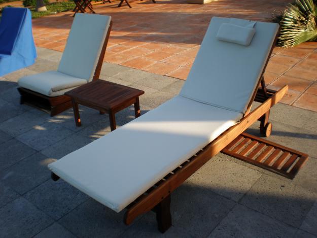 Muebles para terraza jardin y playa en iztacalco - Muebles de playa ...