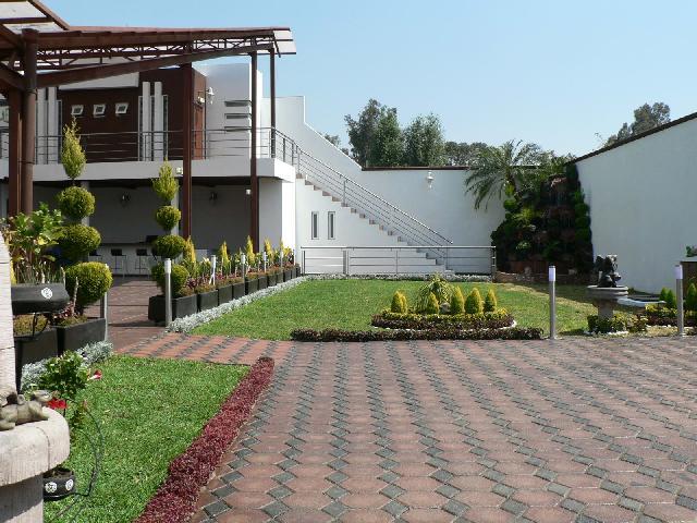 Im genes de salon jardin eikon en xochimilco for Jardin xochimilco