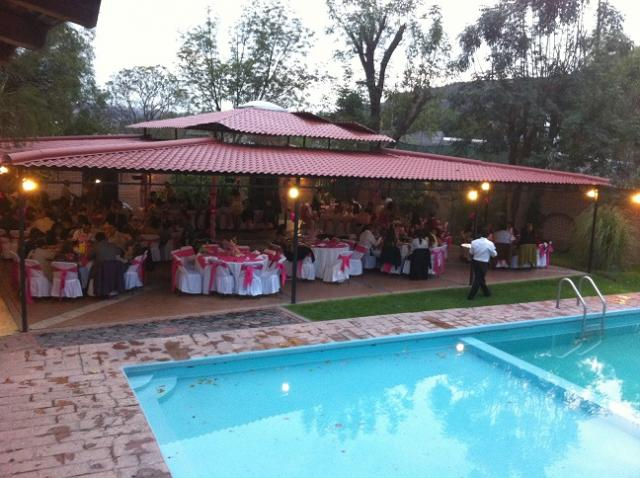Palapas para fiestas imagui for Jardin quinta montebello mexicali