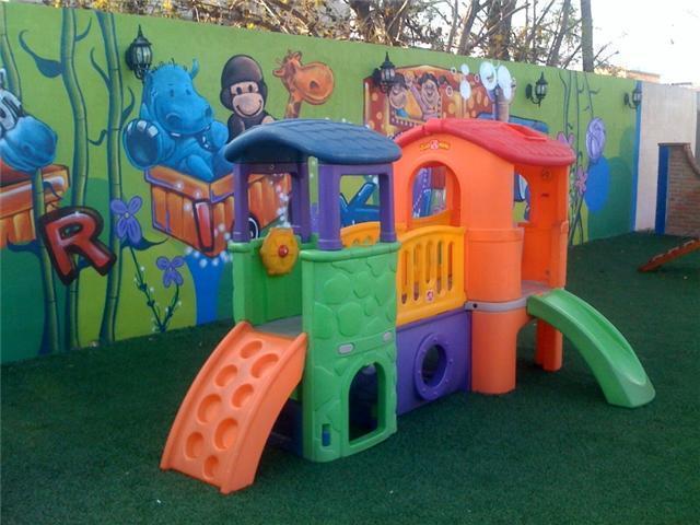 Im genes de jardin de fiestas infantiles safari kids en san luis potosi for Juegos para jardin nios
