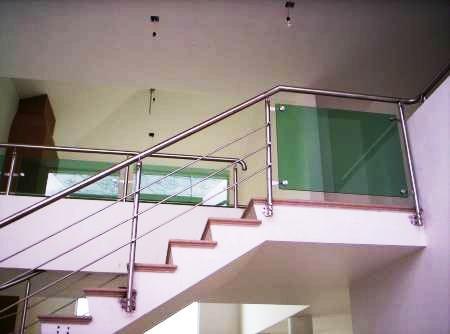 Escaleras Residenciales Y Comerciales Modernas En Acero