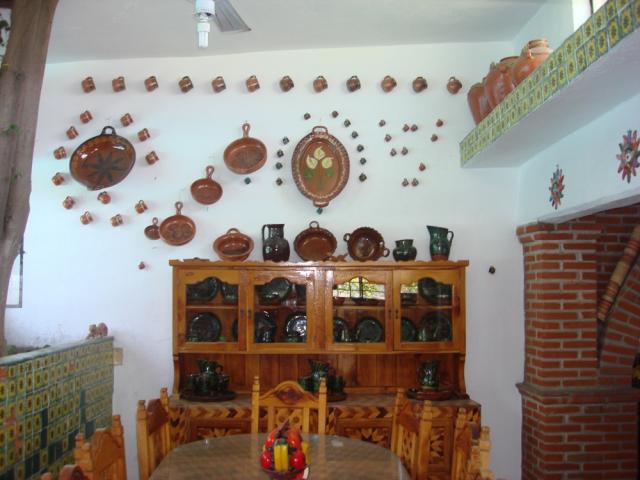 Top casas estilo hacienda images for pinterest tattoos - Decoracion estilo colonial ...