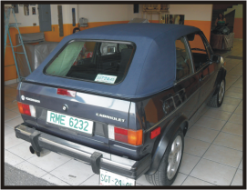 Toldos para jeep y tracker capotas convertibles en monterrey for Sujeciones para toldos
