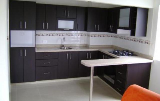 Modelos de closet para cocina imagui for Modelos cocinas integrales pequenas