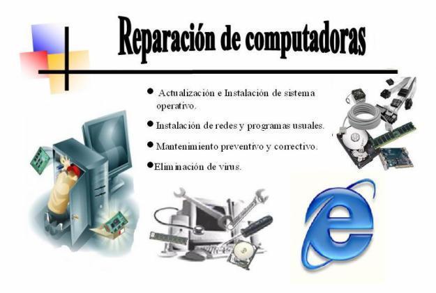 Compu Reparaci N Arreglamos Tu Computadora Zona En