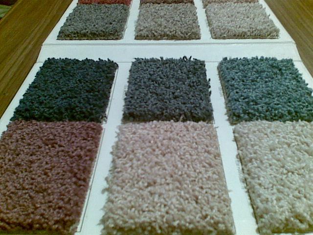 Tipos de alfombra incluso hay modelos que pueden ser for Diferentes tipos de alfombras