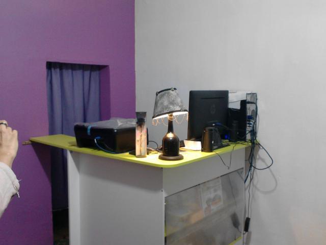 Vendo muebles y compudadoras para ciber cafe en Nezahualcóyotl