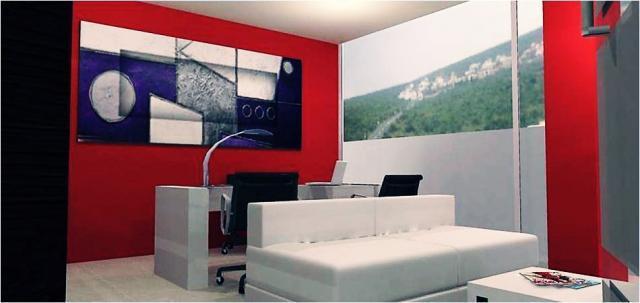 Oficinas de lujo en renta centro corporativo stern en irapuato for Oficinas de lujo