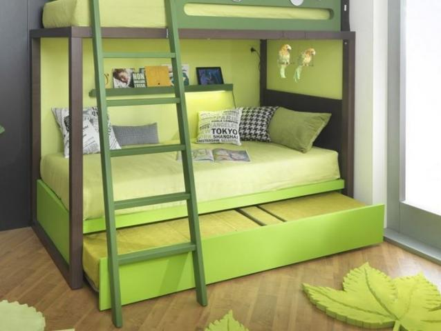 Recamaras infantiles y juveniles en monterrey for Letto a castello mercatone