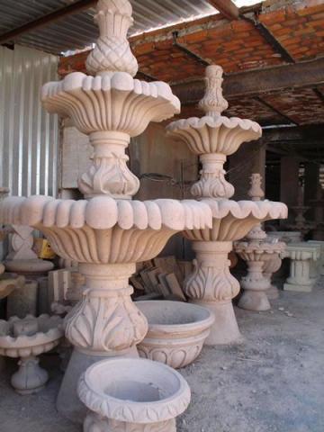 Fuentes de cantera desde 30 cm de altura en queretaro - Comprar fuente de agua ...