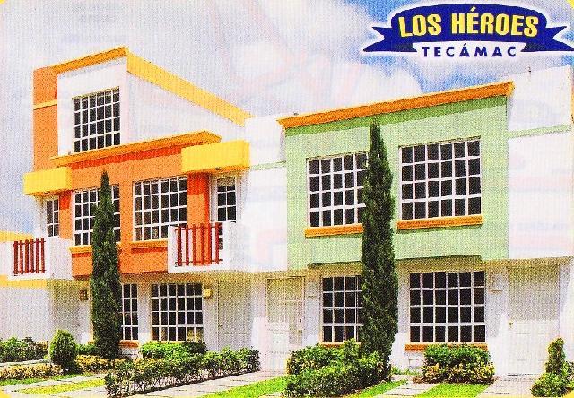 Casas Infonavit Estado De Mexico : Se venden casas nuevas y departamentos en tecamac estado de mexico