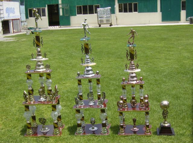 Fabrica de trofeos la victoria en texcoco for Fabrica de copas