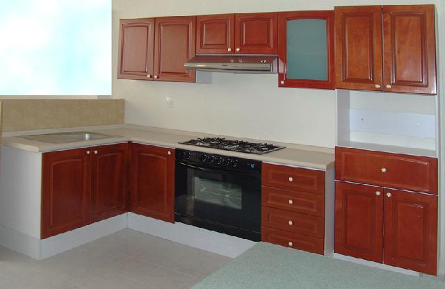 Im genes de cocina integral en super oferta en pachuca for Medidas de cocinas integrales de madera