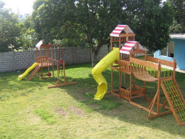 Albercas toboganes resbaladillas juegos infantiles en for Resbaladilla para alberca