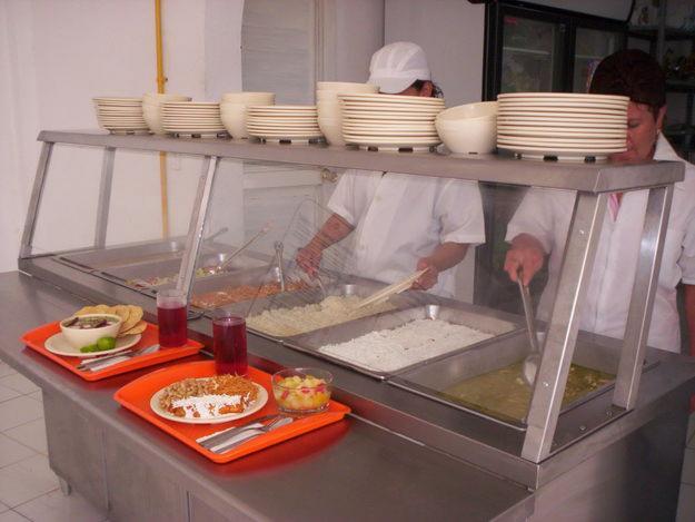Comedores industriales en iztacalco for Como hacer una propuesta para un comedor industrial