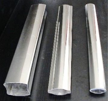Fabricante de tubos y barras huecas de aluminio extruido - Barras de aluminio huecas ...