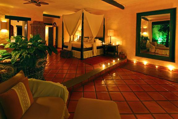 Baño Estilo Mexicano:Imágenes de Villa Escondida / Expectacular Casa en la playa — en
