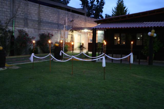 Sal n para fiestas la caba a en cuautitlan izcalli for Salon villa jardin cuautitlan izcalli
