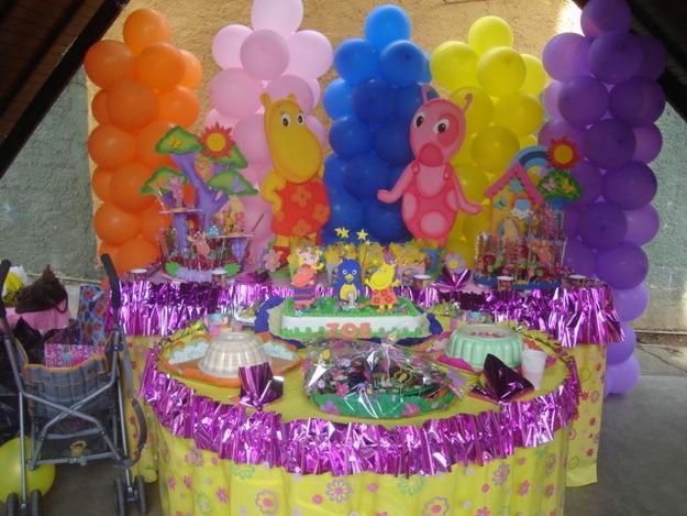 De Decoraciones De Fiestas Infantiles ~ Fotos Decoraciones Para Fiestas Infantiles