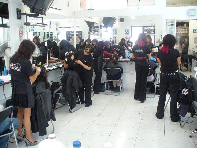 im genes de escuela de belleza top stylist en cuauht moc